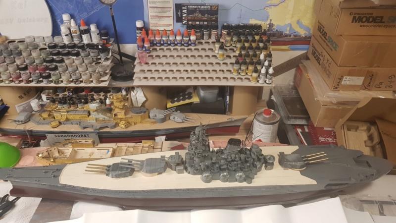 Die Yamato von De Agostini in 1/250  20200427