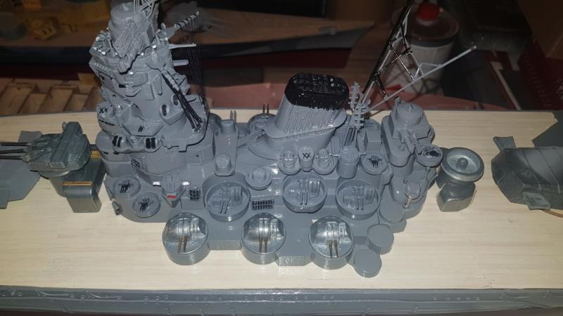 Die Yamato von De Agostini in 1/250  20200430