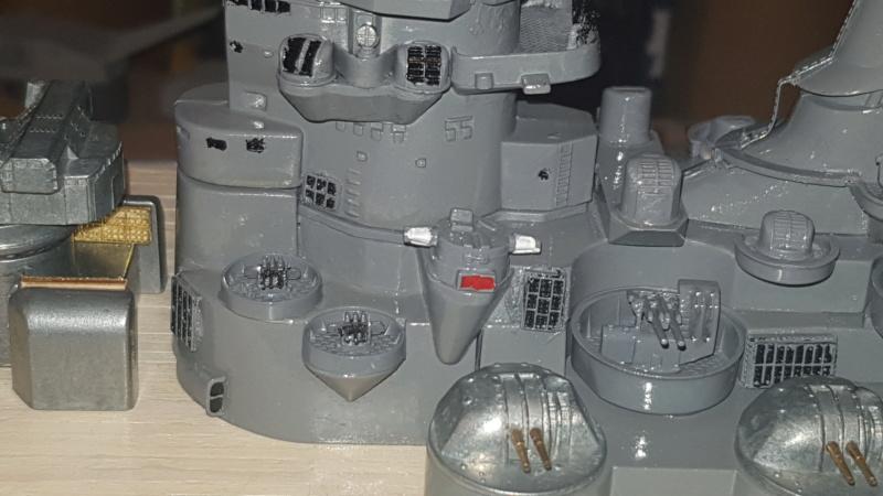 Die Yamato von De Agostini in 1/250  20200432