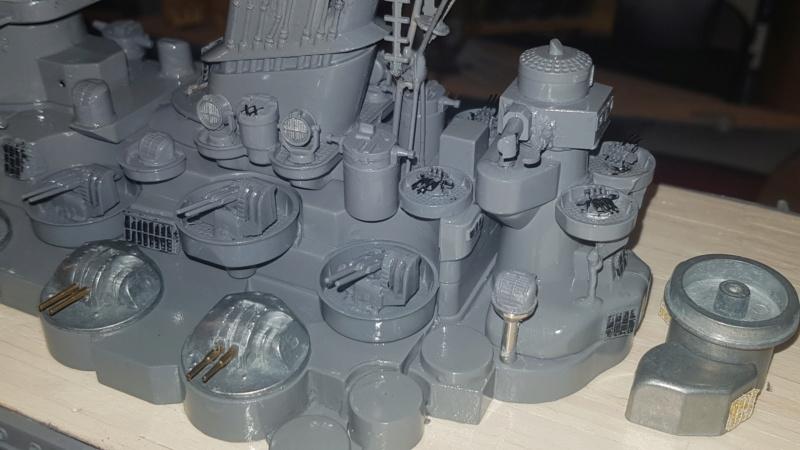 Die Yamato von De Agostini in 1/250  20200433