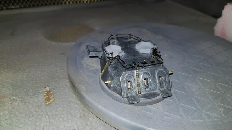 Die Yamato von De Agostini in 1/250  20200510