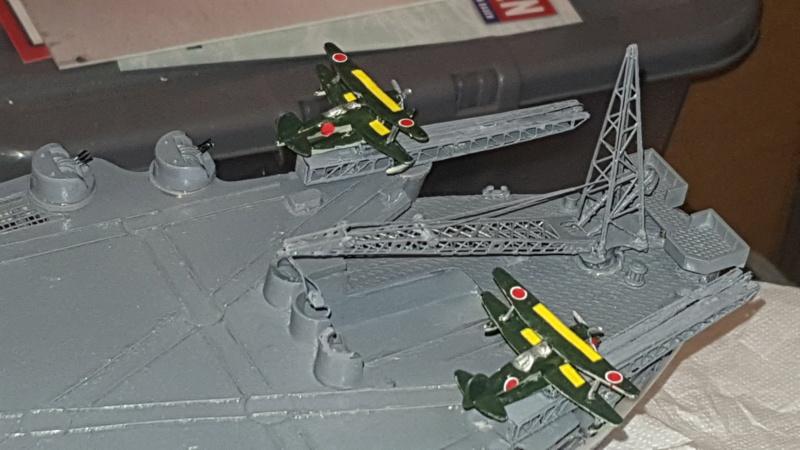 Die Yamato von De Agostini in 1/250  20200522
