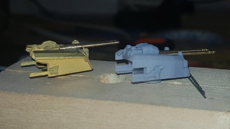 Die Scharnhorst von Hachette in 1/200 mit Licht gebaut von Kai1404 - Seite 3 20200716