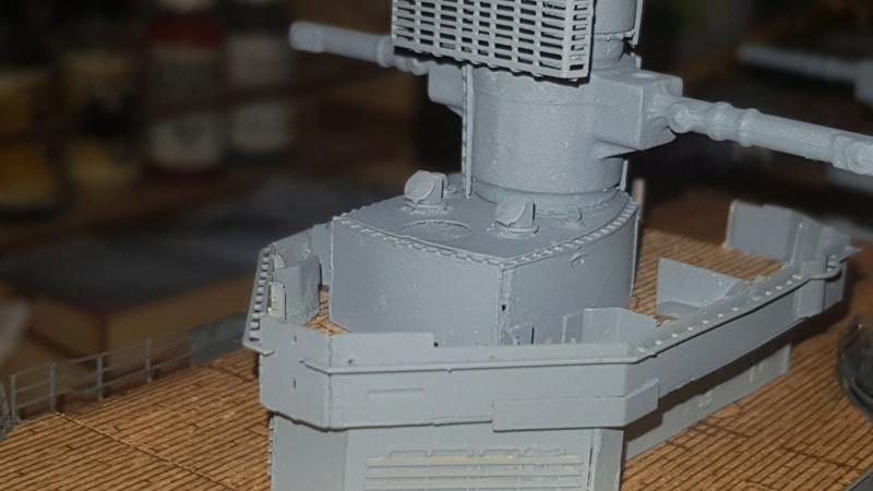 Die Scharnhorst von Hachette in 1/200 mit Licht gebaut von Kai1404 - Seite 3 20200726