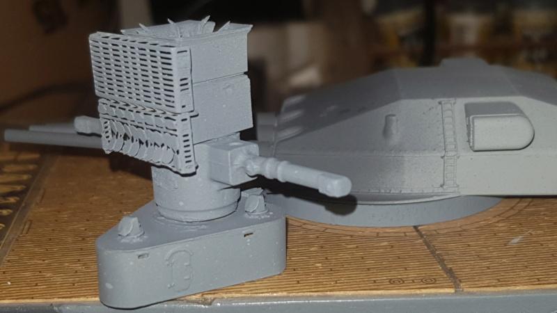 Die Scharnhorst von Hachette in 1/200 mit Licht gebaut von Kai1404 - Seite 3 20200727