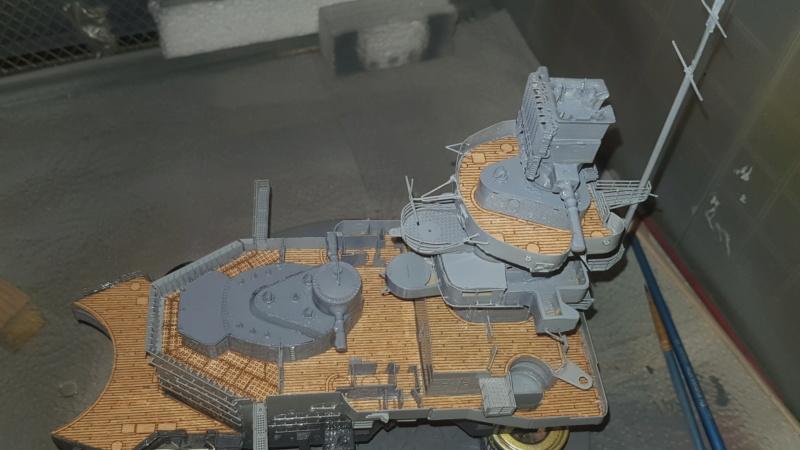 Die Scharnhorst von Hachette in 1/200 mit Licht gebaut von Kai1404 - Seite 3 20200729