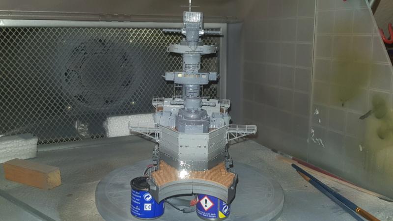 Die Scharnhorst von Hachette in 1/200 mit Licht gebaut von Kai1404 - Seite 3 20200730