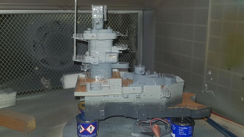 Die Scharnhorst von Hachette in 1/200 mit Licht gebaut von Kai1404 - Seite 3 20200731