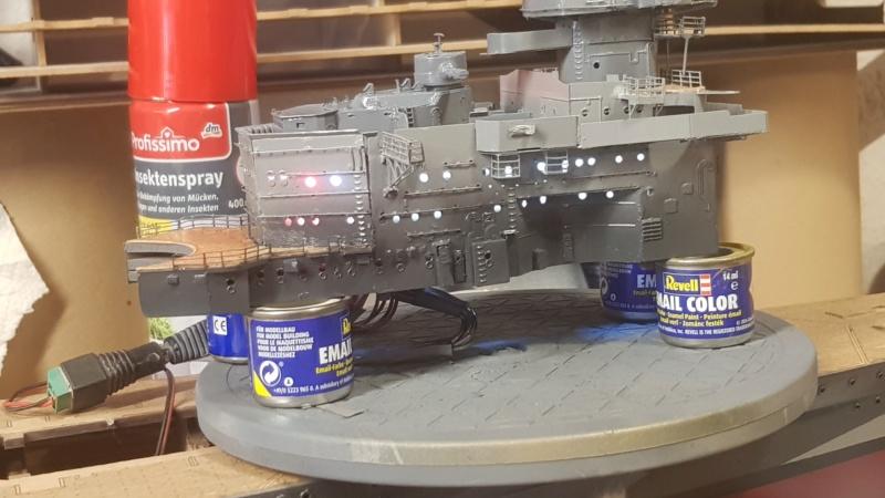 Die Scharnhorst von Hachette in 1/200 mit Licht gebaut von Kai1404 - Seite 3 20200732