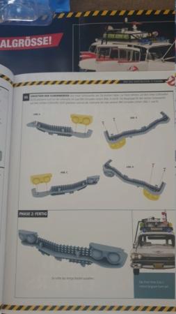 1:8 Replik von Ecto-1, dem Cadillac aus Ghostbuster I-II  20210114