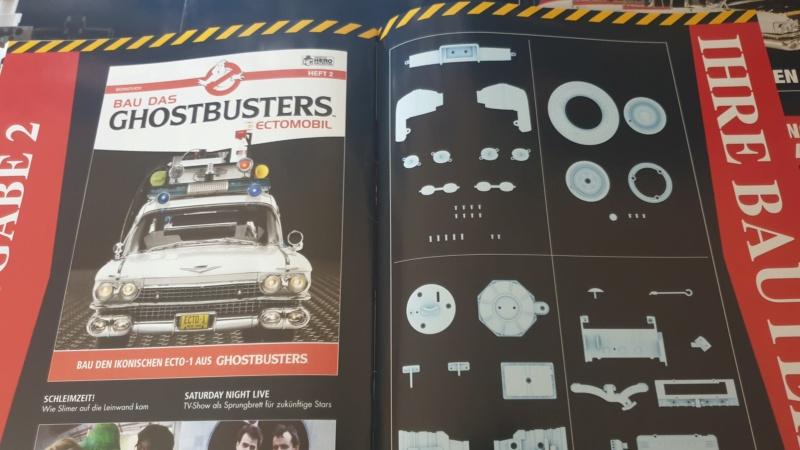 1:8 Replik von Ecto-1, dem Cadillac aus Ghostbuster I-II  20210118