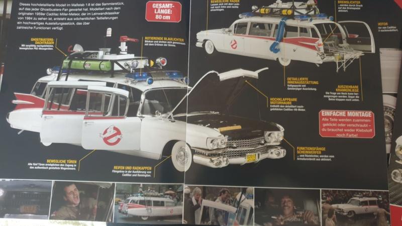 1:8 Replik von Ecto-1, dem Cadillac aus Ghostbuster I-II  20210120