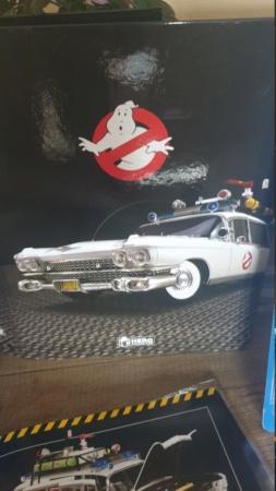 1:8 Replik von Ecto-1, dem Cadillac aus Ghostbuster I-II  20210125