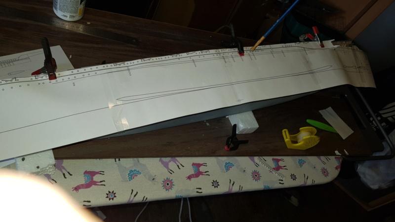 Die Yamato von De Agostini in 1/250  Bullau16