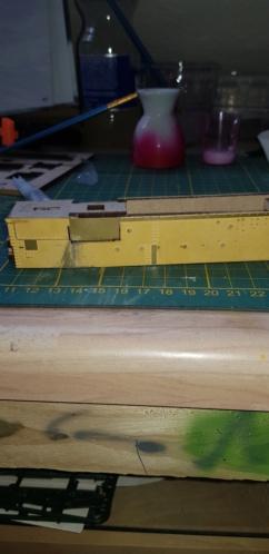 Die Scharnhorst von Hachette in 1/200 mit Licht gebaut von Kai1404 - Seite 2 Hangar26