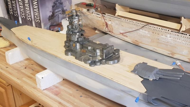 Die Yamato von De Agostini in 1/250  Ijn_ya36