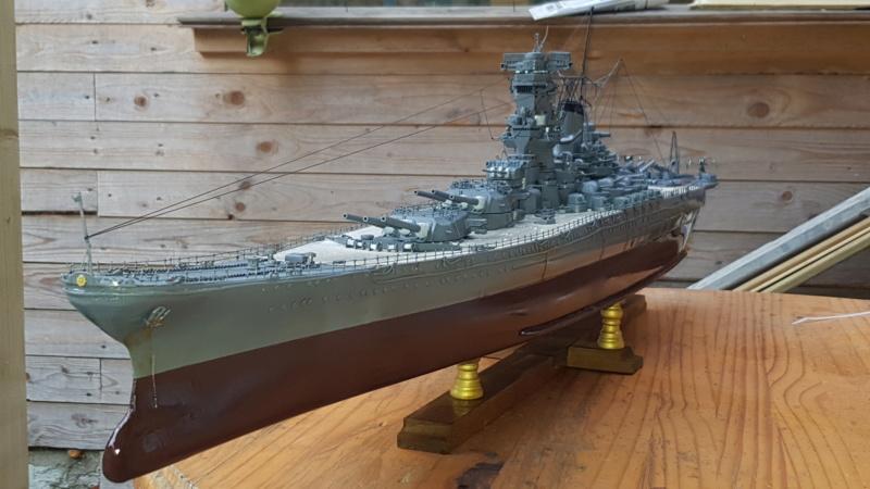 Die Yamato von De Agostini in 1/250  - Seite 2 Ijn_ya53