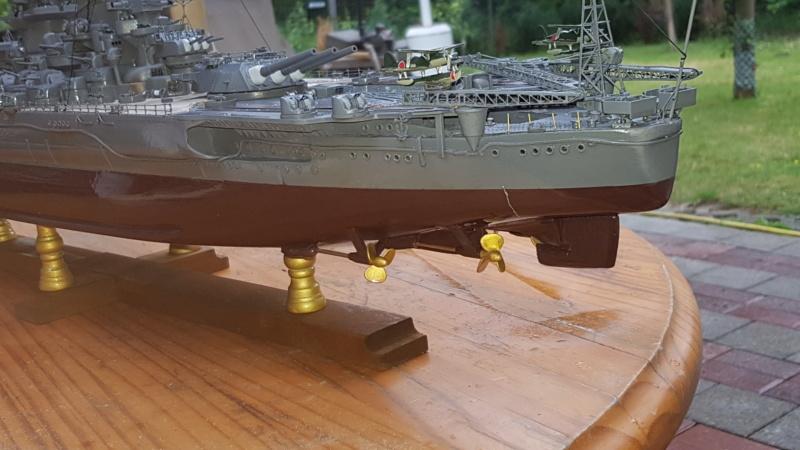 Die Yamato von De Agostini in 1/250  - Seite 2 Ijn_ya56
