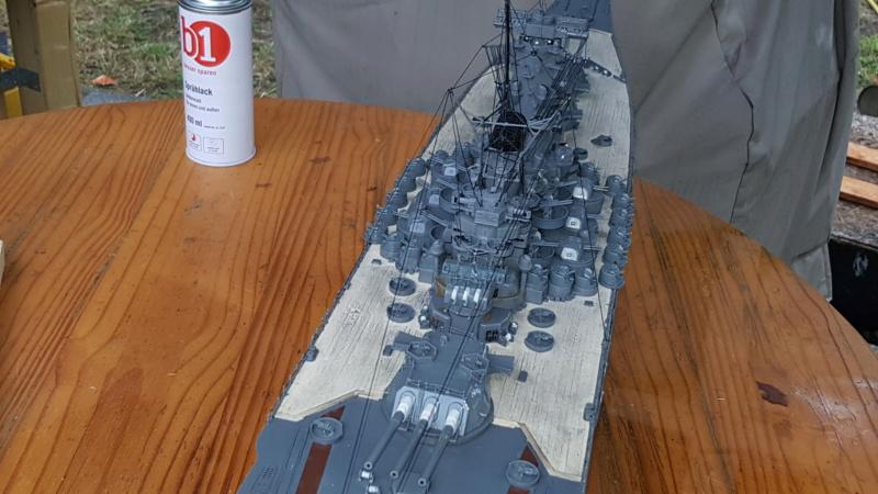 Die Yamato von De Agostini in 1/250  - Seite 2 Ijn_ya63
