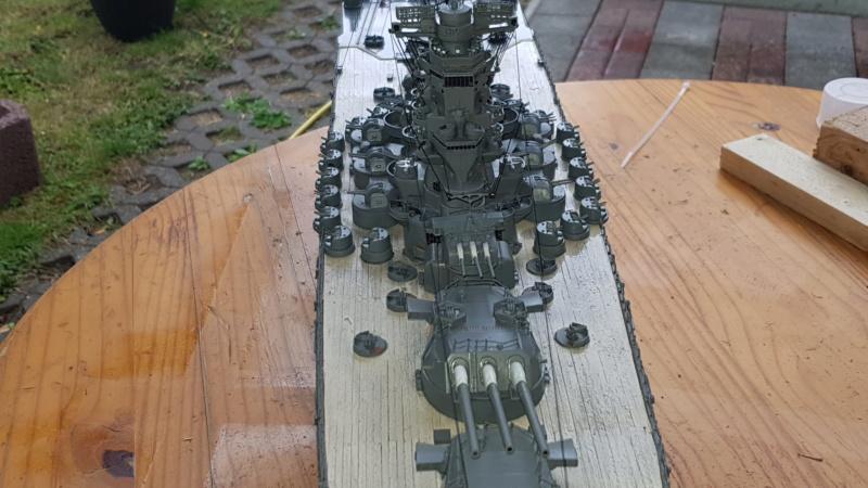 Die Yamato von De Agostini in 1/250  - Seite 2 Ijn_ya64