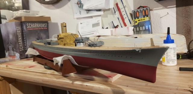 Die Scharnhorst von Hachette in 1/200 mit Licht gebaut von Kai1404 - Seite 2 Scharn38