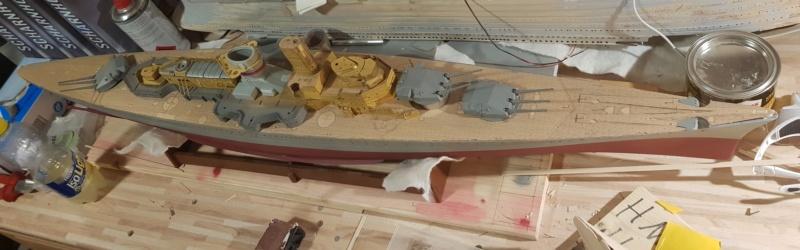 Die Scharnhorst von Hachette in 1/200 mit Licht gebaut von Kai1404 - Seite 2 Scharn53