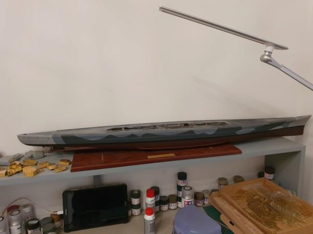 Die Scharnhorst von Hachette in 1/200 mit Licht gebaut von Kai1404 - Seite 2 Scharn54