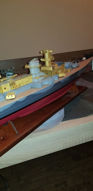Die Scharnhorst von Hachette in 1/200 mit Licht gebaut von Kai1404 - Seite 2 Scharn65