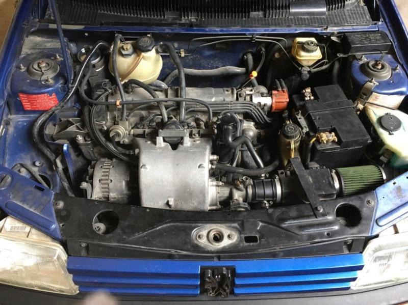 [VENDUE] 205 1.9 GTI bleu MIAMI AM92 Img_0510