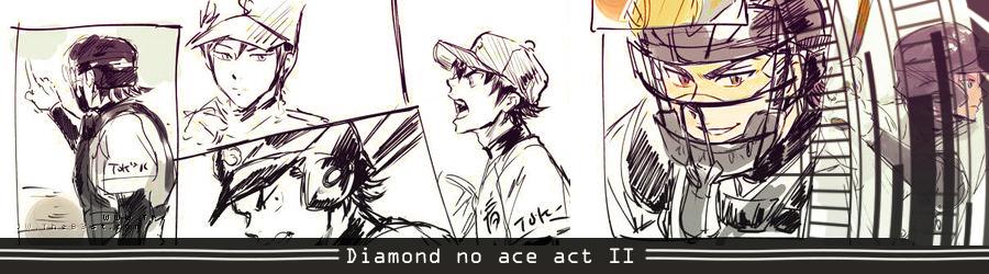 Diamond No Ace Act II الحلقة السادسة 06 Liv5gq10