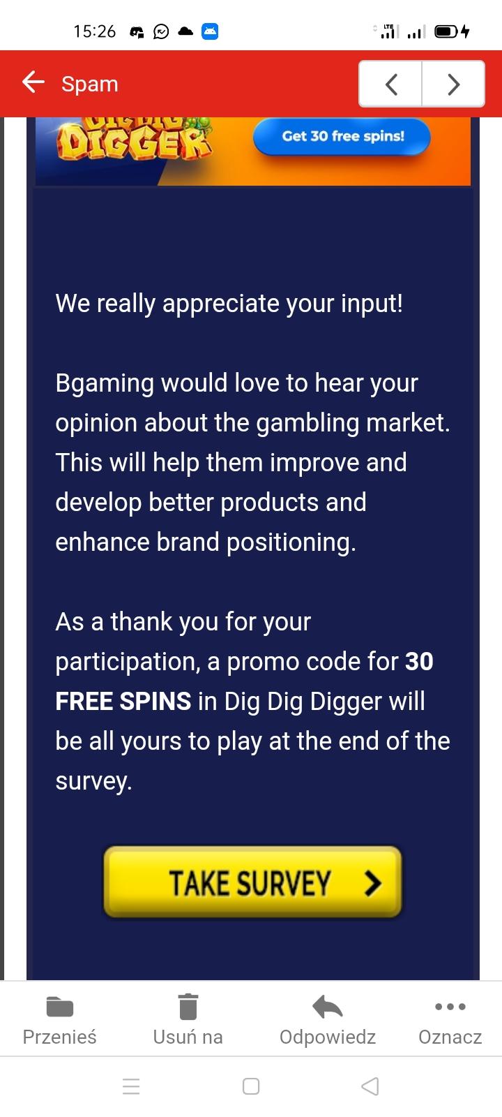 Betchain Casino 5€ za darmo bez depozytu - Page 2 Screen17