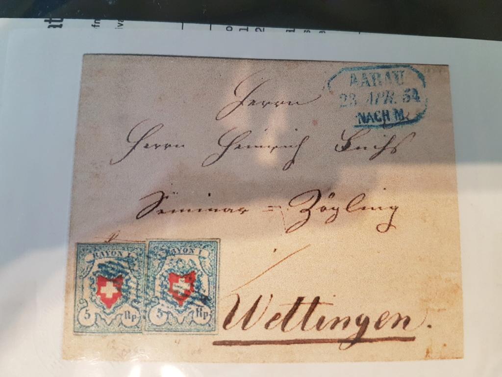 Rayon Briefmarken (?) 20180812