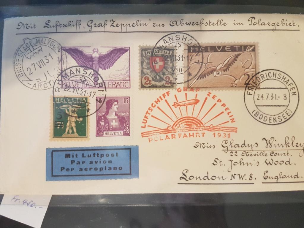 Rayon Briefmarken (?) 20180813