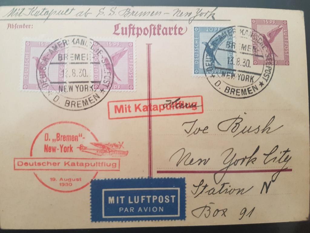 Briefmarken - Rayon Briefmarken (?) 20180825
