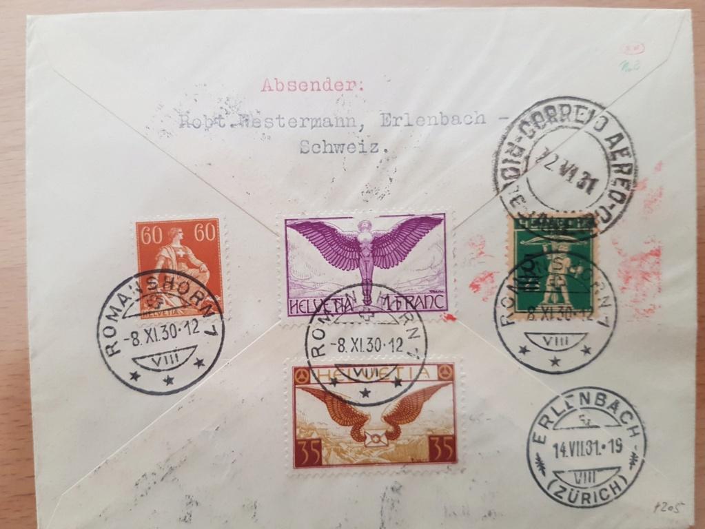 Rayon Briefmarken (?) 20180831