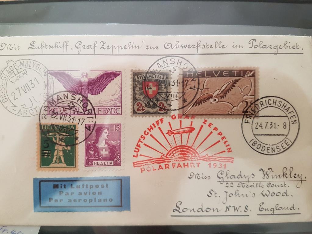 Rayon Briefmarken (?) 20180832