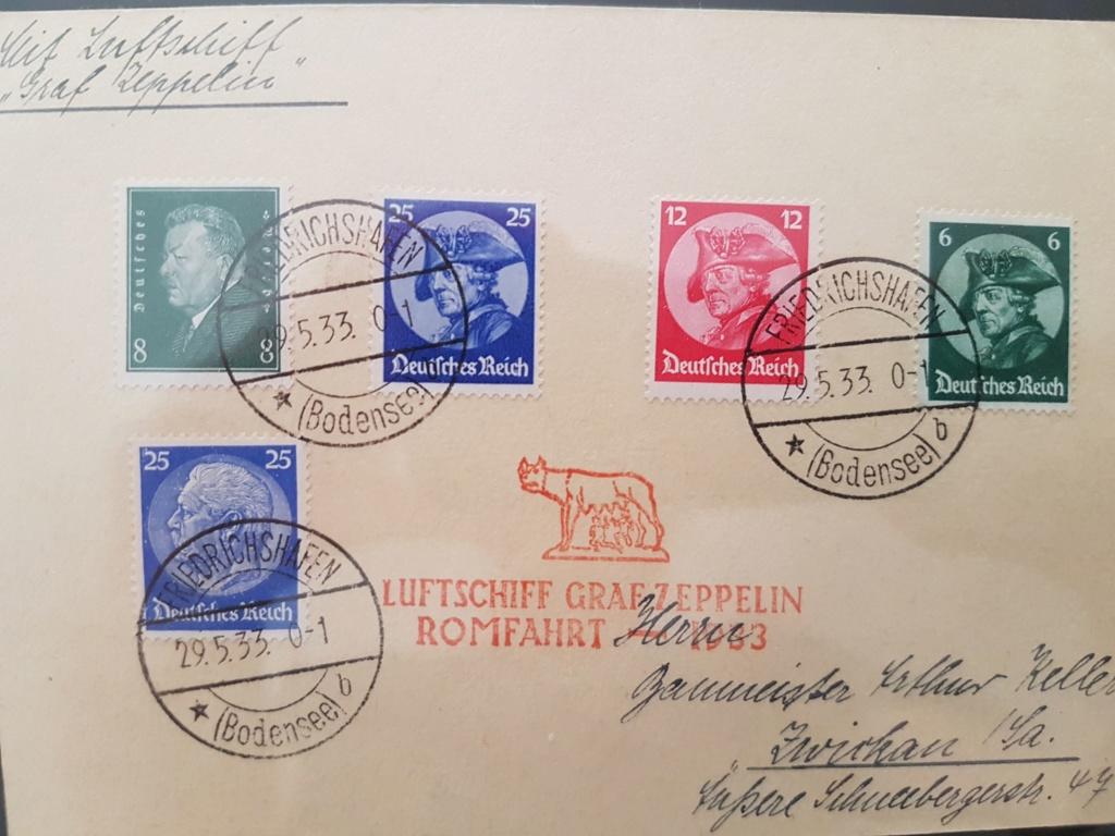 Rayon Briefmarken (?) 20180834