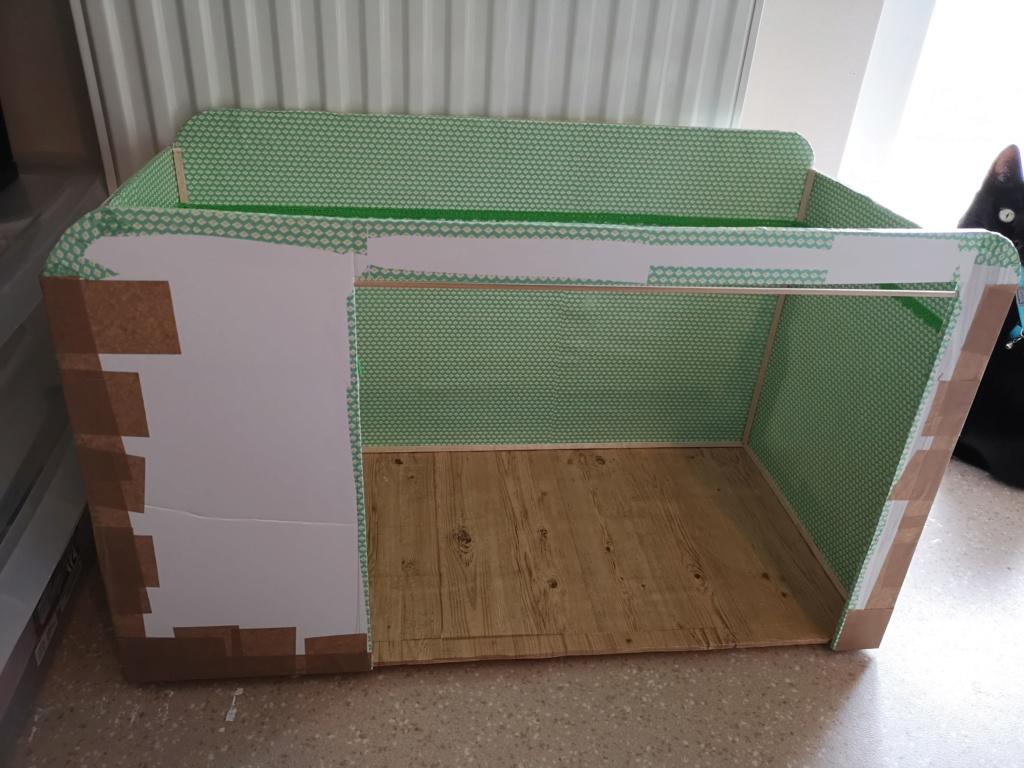 Diorama Caravane ! 611