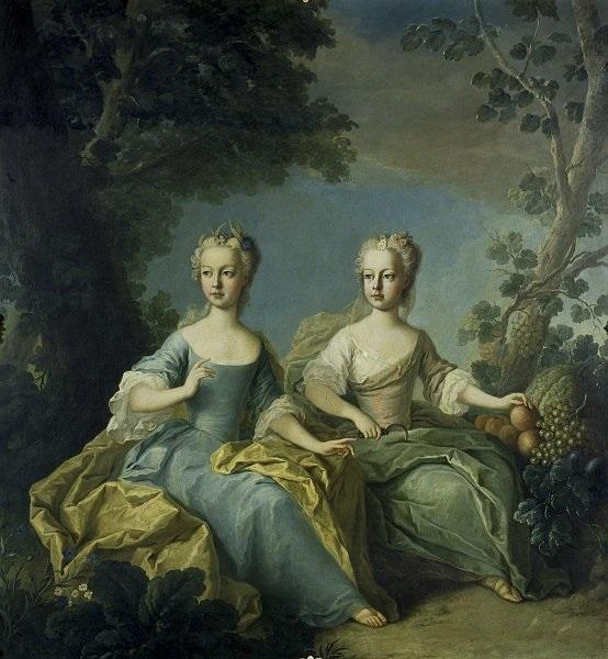 Portrait de Marie-Antoinette ou de Marie-Josèphe, par Meytens ? - Page 6 023_in10
