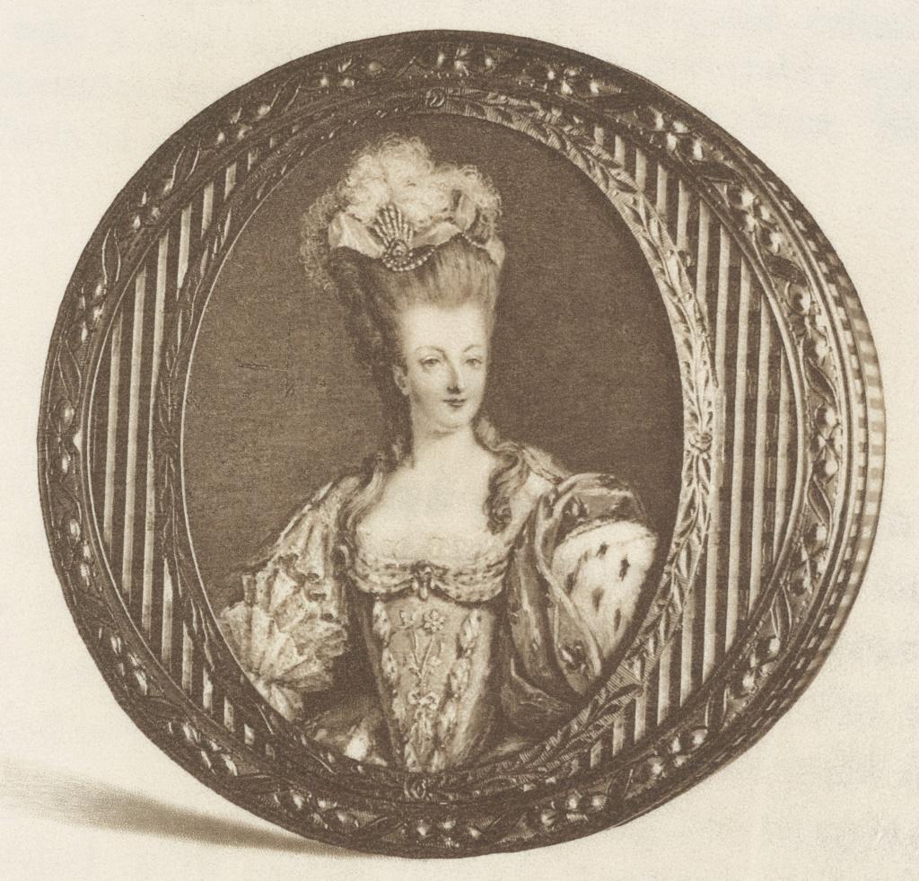 Enquête sur un tableau retrouvé de Marie-Antoinette attribué à Jean-Laurent Mosnier (vers 1776) - Page 3 10498810