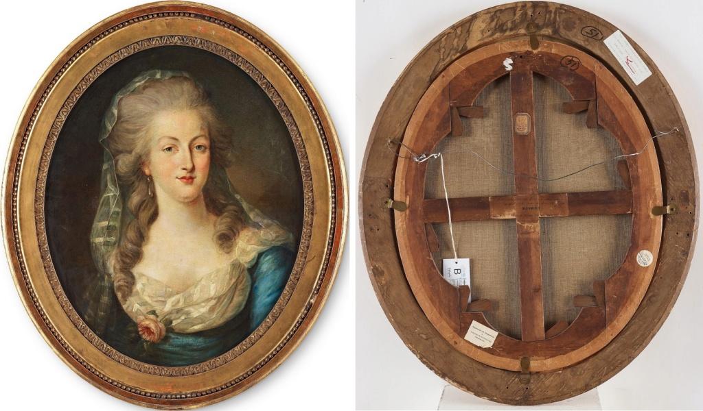 Enquête sur un tableau retrouvé de Marie-Antoinette attribué à Jean-Laurent Mosnier (vers 1776) - Page 3 10_mos10