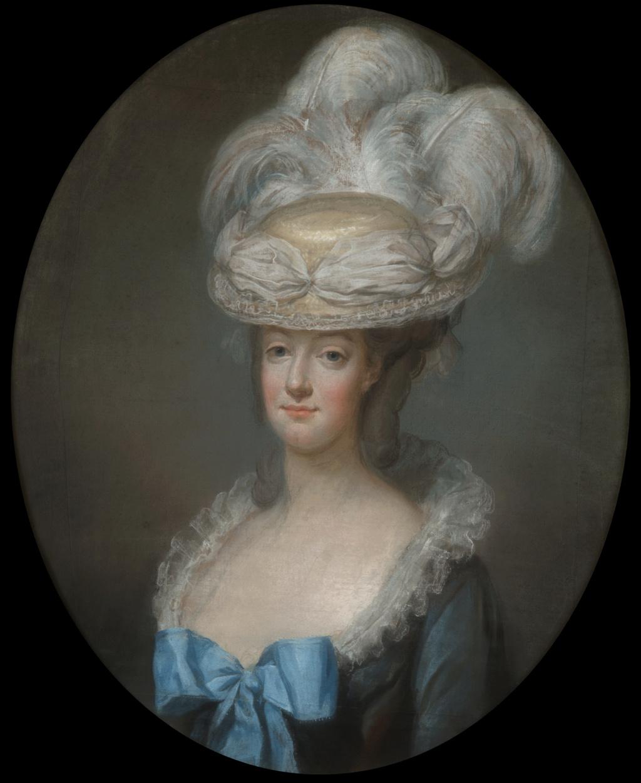 Enquête sur un tableau retrouvé de Marie-Antoinette attribué à Jean-Laurent Mosnier (vers 1776) 167_mr10