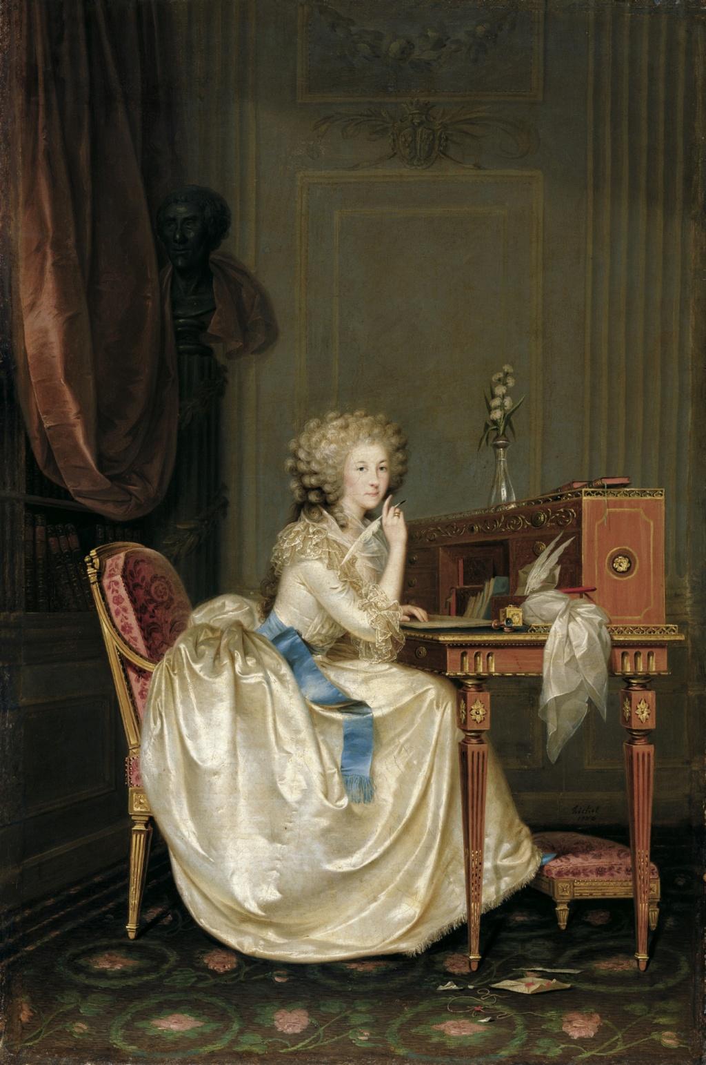 Le mécénat et les collections d'art et arts décoratifs de la princesse de Lamballe 1788_p10