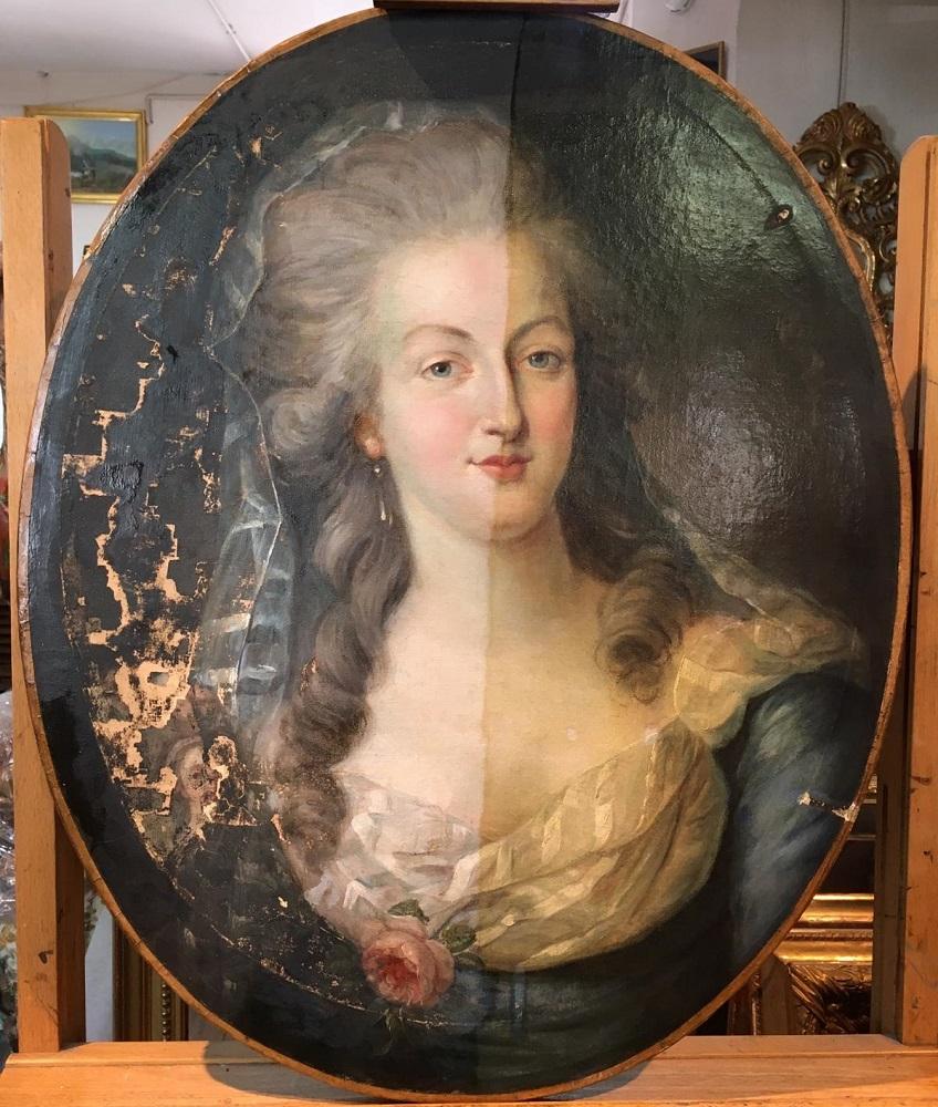 Enquête sur un tableau retrouvé de Marie-Antoinette attribué à Jean-Laurent Mosnier (vers 1776) - Page 3 20_ale10
