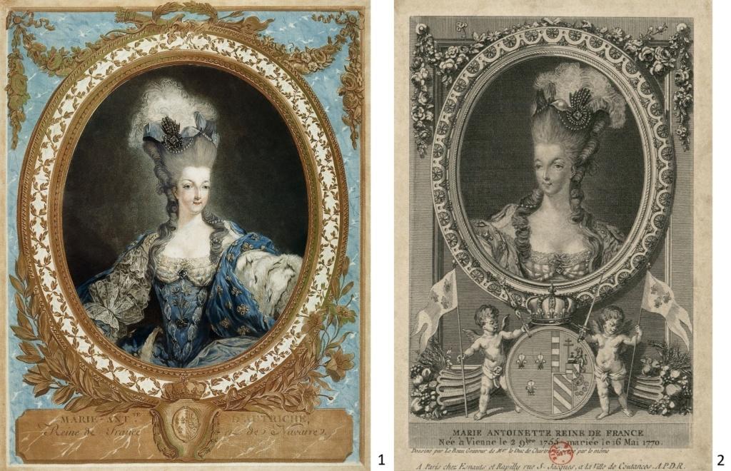 Portraits de Marie-Antoinette attribués aux Gautier Dagoty (ou d'après). - Page 3 232_rm10