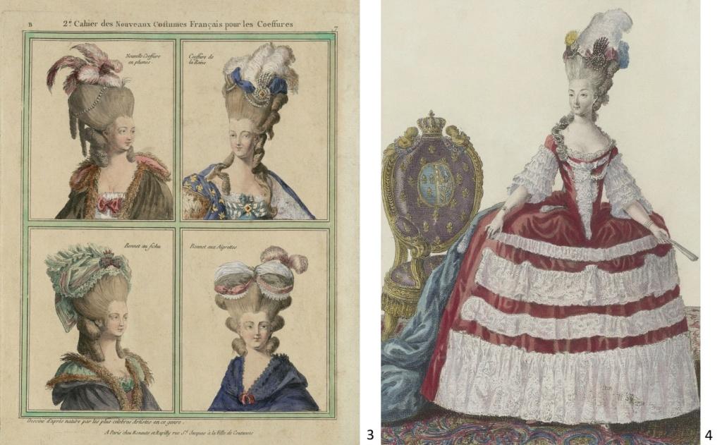 Portraits de Marie-Antoinette attribués aux Gautier Dagoty (ou d'après). - Page 3 247_vi10