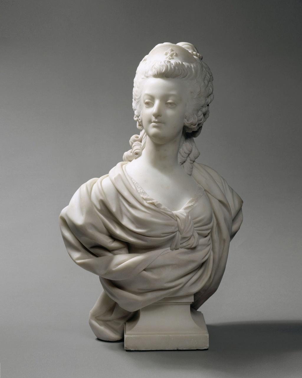 Marie Antoinette, par (et d'après) Louis-Simon Boizot - Page 3 284_rm11