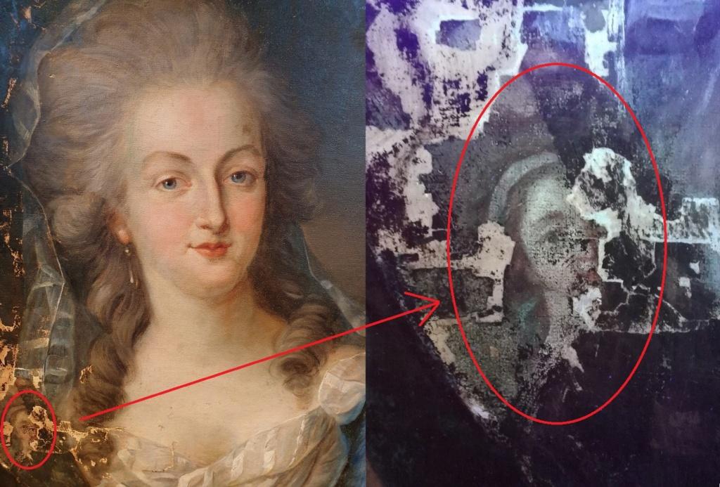 Enquête sur un tableau retrouvé de Marie-Antoinette attribué à Jean-Laurent Mosnier (vers 1776) - Page 3 30_20110