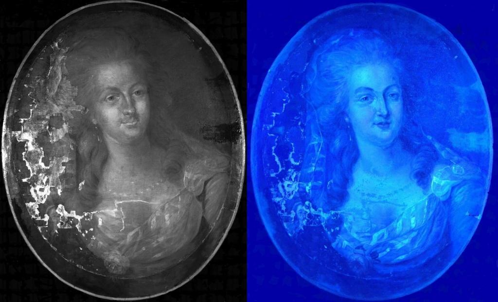Enquête sur un tableau retrouvé de Marie-Antoinette attribué à Jean-Laurent Mosnier (vers 1776) - Page 3 50_inf10