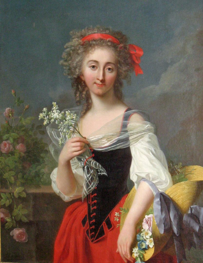 Enquête sur un tableau retrouvé de Marie-Antoinette attribué à Jean-Laurent Mosnier (vers 1776) - Page 3 7-lady10